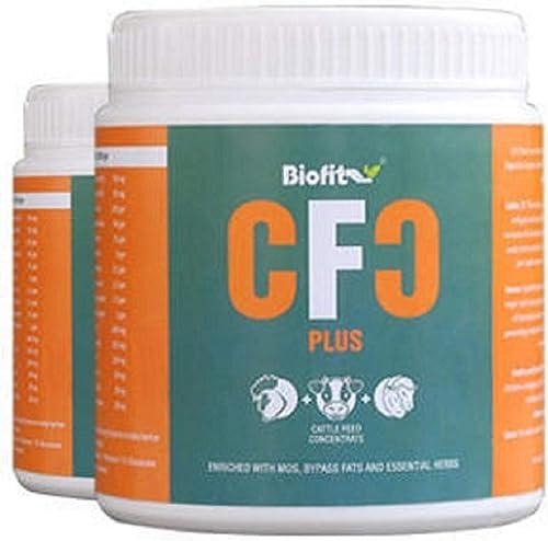 BIOFIT CFC PLUS DRY CATTLE FOOD 500 GRMS