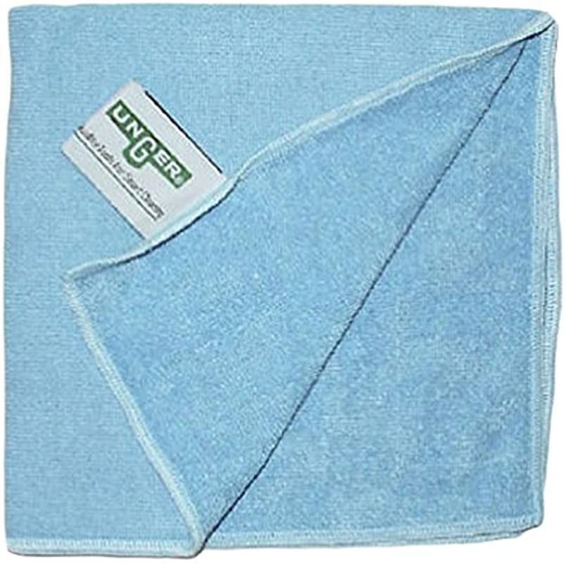 Unger Industrial Microfiber Cloths 6 Pack