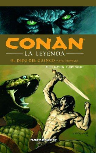 Conan La leyenda nº 02/12