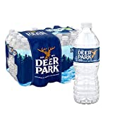 Deer Park  (24 Pack) 100% Natural Spring Water,...
