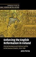 Enforcing The English Reformation in Ireland: State Reform And Clerical Resistance In The Diocese Of Dublin, 15341590 (Cambridge Studies in Early Modern British History)