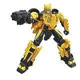 Transformers Studio Series - Robot Deluxe Offroad Bumblebee - 11cm - Jouet transformable 2 en 1