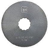 Fein 63502102016 - Hoja de sierra circular (acero rápido)