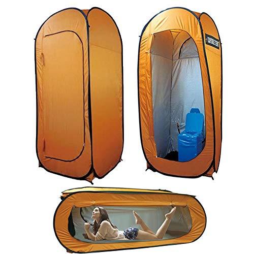 Pop Up Pod Tente De Confidentialité pour Vestiaire Camping Tente De Douche avec Sac De Transport Instantanée Camp Toilette