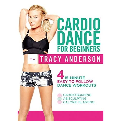 Tracy Anderson: Cardio Dance For Beginners [Edizione: Regno Unito] [Edizione: Regno Unito]