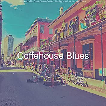 Remarkable Slow Blues Guitar - Background for Lounge Bars