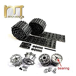 cheap Mato King Tiger Metal Track Roller Set for Heng Long 3888-1 3888A-1 1…