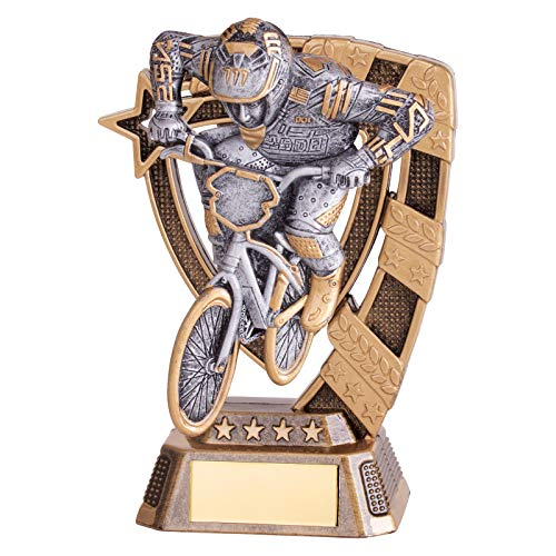 A1 PERSONALISED GIFTS Euphoria BMX Trophies