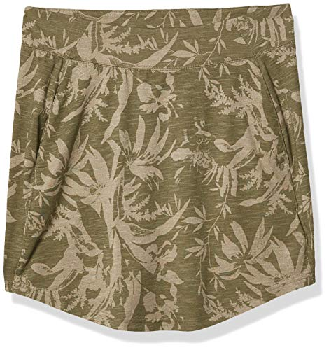 Columbia Damen Cades Cape Rock, Damen, Cades Cape Skirt, Salbeidruck, X-Large