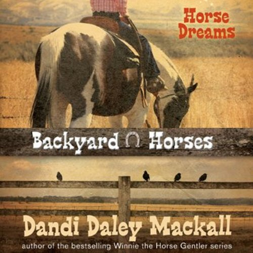 Horse Dreams audiobook cover art