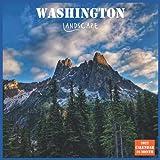 Washington Landscape Calendar 2022: Official Washington State Calendar 2022, 16 Month Calendar 2022