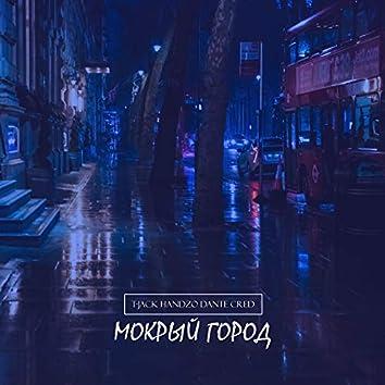 Мокрый город
