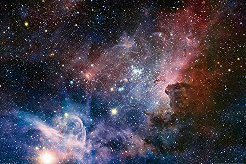 1art1 Der Weltraum - Sternengeburt Im Carinanebel Poster 91 x 61 cm