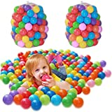 Colorful Soft Plastic AirFilled Ocean Ball Free BPA Crush Proof Plastic Ball Pit