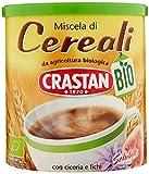 Crastan Solubile - Bevanda di Cereali Biologica - 125 gr