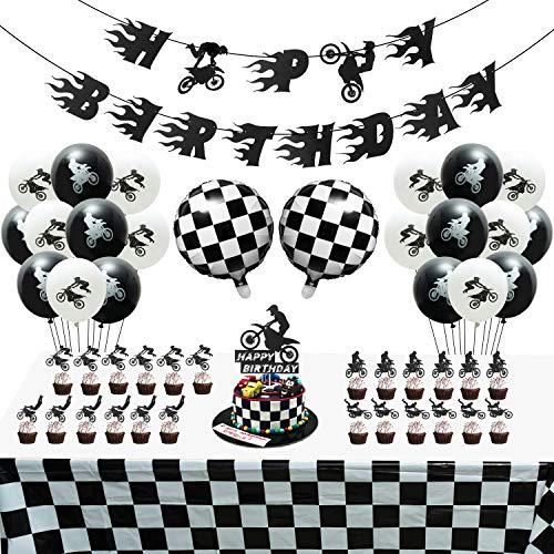 motocross birthday party supplies - 2