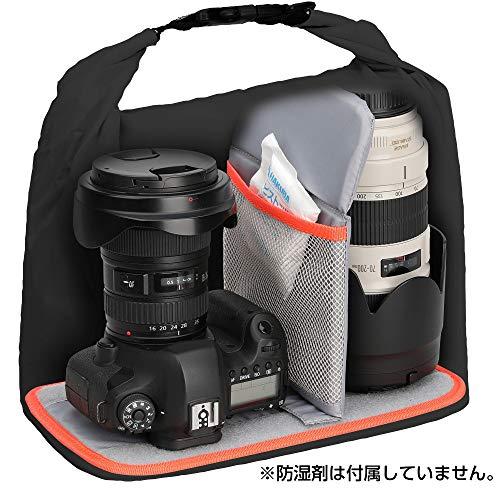 HAKUBA 防湿カメラケース ドライソフトボックス L ブラック KDSB-LBK