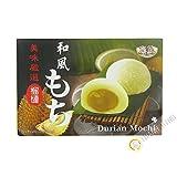 Mochi Dulce Japonés Sabor Durian - Royal Family 6 Piezas (210g.)