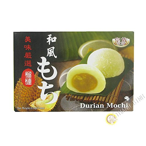 Royal Family Mochi Durian - 210 gr