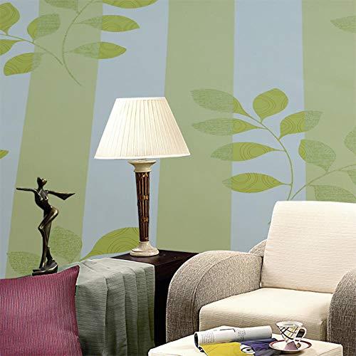 Decoracion,Pegatinas De Pared Impermeables Autoadhesivas Dormitorio Dormitorio Sala De Estar-Lavanda Verde 45Cm * 1M Precio