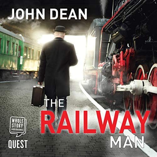 The Railway Man audiobook cover art