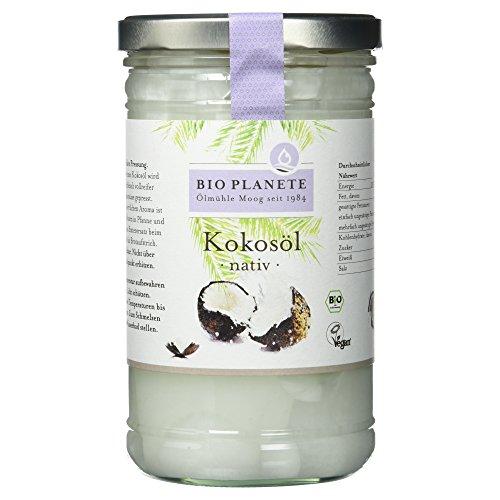 Bio Planète Bio Kokosöl nativ, (1 x 1 l)