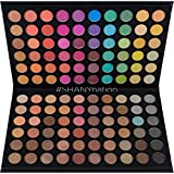 SHANY Ultimate Fusion - 120 Color Eye shadow Palette Natural Nude and Neon Combination
