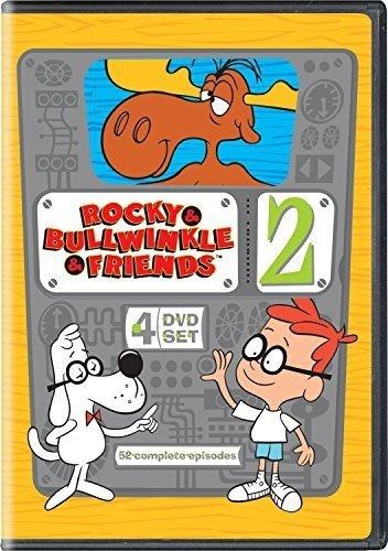 Rocky & Bullwinkle & Friends: Complete Season 2 [DVD]