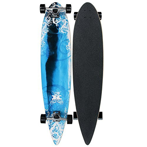 Krown Tidal Wave Pin Complete–Longboard Skateboard by Krown
