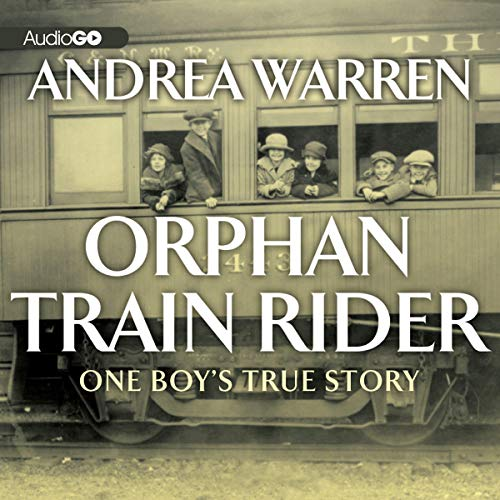 Orphan Train Rider copertina