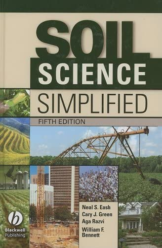 By Neal Eash Soil Science Simplified 5th fifth Edition product image