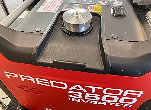 Generator Parts Predator 3500 Inverter Generator Extended Run Fuel Cap -  FLGenny