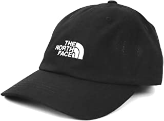 ザ・ノースフェイス THE NORTH FACE 帽子 Norm Hat ベースボールキャップ ブラック NF0A3SH3 JK3 [並行輸入品]