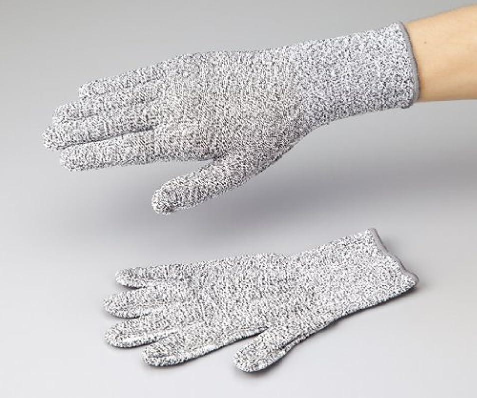ホイストカタログ折アズワン1-272-01アズセーフ耐切創手袋コーティング無しLカットレベル3