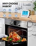 Zoom IMG-1 habor termometro da forno 2