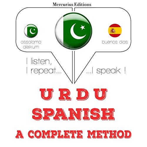 Urdu – Spanish. A complete method cover art