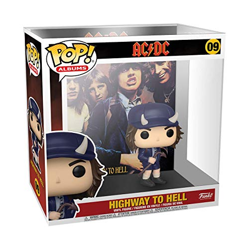 Funko Pop Rocks Albums Ac/Dc Highway To Hell 09