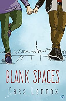 Blank Spaces (Toronto Connections Book 1) by [Cass Lennox]