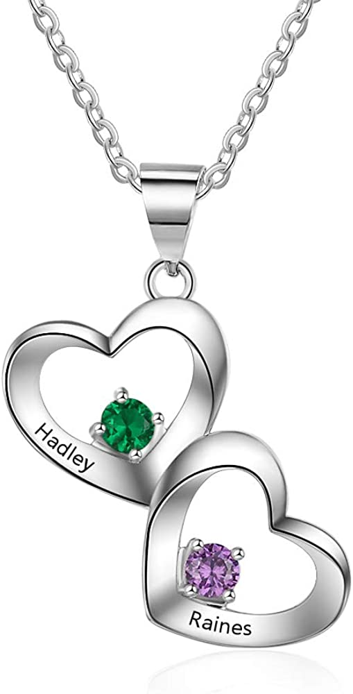 kaululu Personalized 925 Sterling Silver Necklace New Shipping Free Shipping Si to 3 Bargain with 1