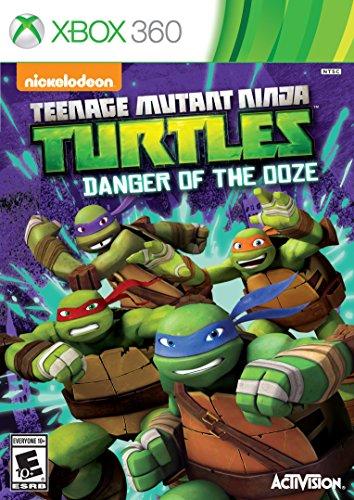 Teenage Mutant Ninja Turtles: Danger of the OOZE - Xbox 360