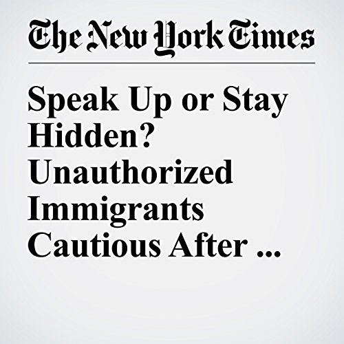Speak Up or Stay Hidden? Unauthorized Immigrants Cautious After Court Ruling cover art