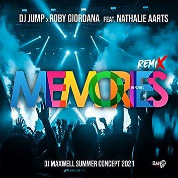 Memories (Dj Maxwell Summer concept 2021)