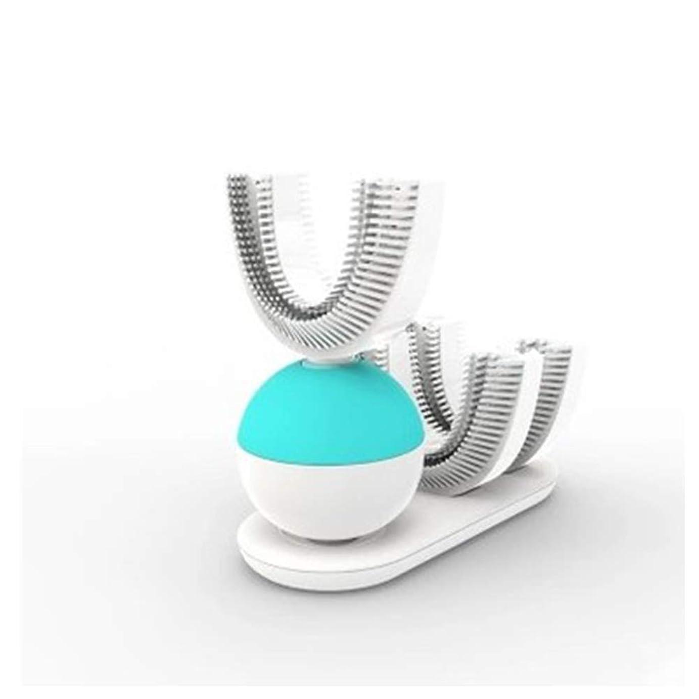 倍率メタン世界の窓U字型歯ブラシ、超音波美白歯ブラシ、レイジークリーンホワイトニング歯ブラシ、防水