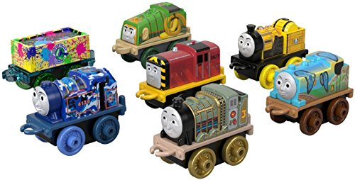 Fisher-Price Thomas & Friends MINIS, 7-Pack #3