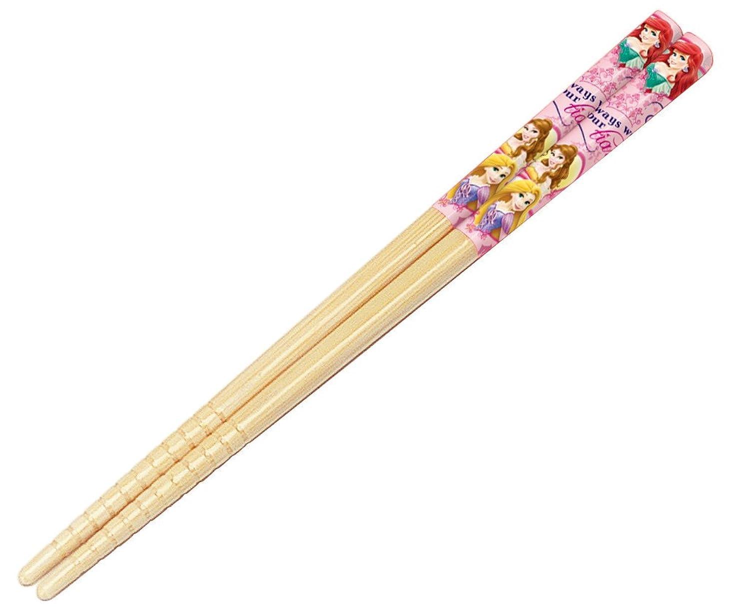詳細な増幅慢なスケーター 竹箸 16.5cm プリンセス 箸 日本製