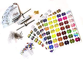 The Penny Lure Kit By Muddy Bros - Fishing Spoons and Spinners From Pennies!