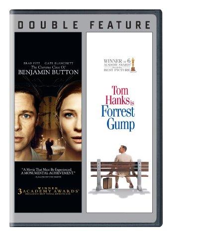 Curious Case Of Benjamin Button / Forrest Gump [DVD] [Region 1] [NTSC] [US Import]