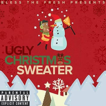 Bless The Fresh Presents Ugly Christmas Sweater