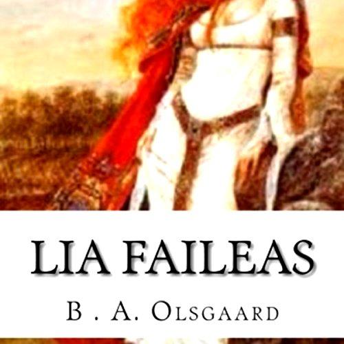 Lia Faileas audiobook cover art