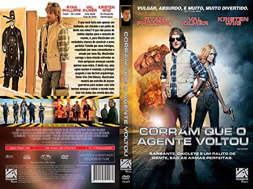 Corram Que O Agente Voltou [DVD]